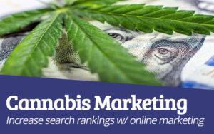 Content Marketing For Cannabis Companies: Increase your search rankings with easy online marketing